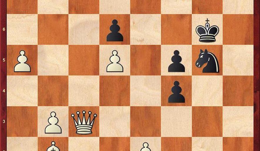 McNab-Groszpeter — Black to move.