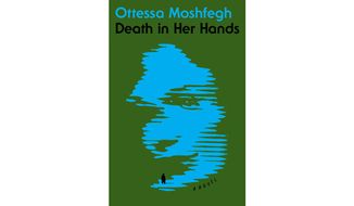 Death In Her Hands by Ottessa Moshfegh (book cover)