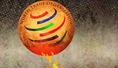 China and the WTO Illustration by Greg Groesch/The Washington Times