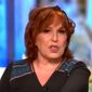 """Joy Behar of ABC's """"The View"""" talks about the threat of coronavirus at political rallies for President Trump versus Black Lives Matter protests, June 16, 2020. (Image: ABC, """"The View"""" video screenshot)"""