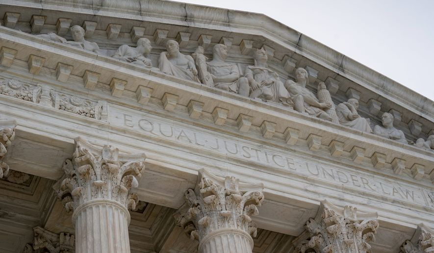 The Supreme Court has 14 cases left to be decided by the traditional July 1 close, including cases on congressional subpoenas and faithless electors. (Associated Press)