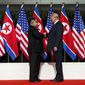 One Korean expert believes an end of war declaration involving North Korea's Kim Jong-un and President Trump may be essential for a Korea conflict breakthrough. (Associated Press)