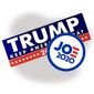 Bumper stickers for the 2020 candidates illustration by The Washington Times