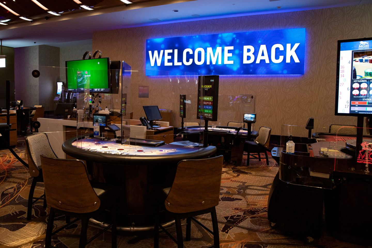 MGM National Harbor casino to reopen Monday with 'contactless' strategy