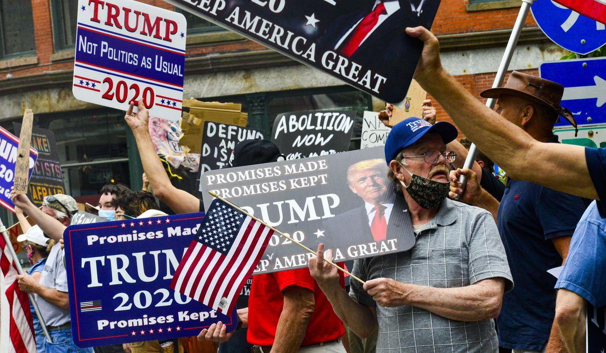 Beware, President Trump, of the enthusiasm gap …