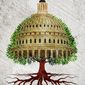 Deep Roots Illustration by Greg Groesch/The Washington Times