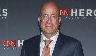In this Dec. 8, 2019 file photo, CNN chief executive Jeff Zucker attends the 13th annual CNN Heroes: An All-Star Tribute in New York. (Photo by Jason Mendez/Invision/AP, File)