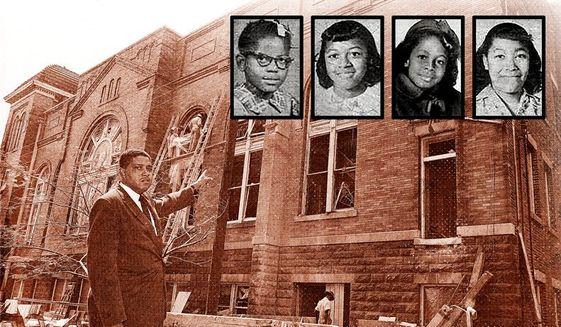 1963 Birmingham Church Bombing/The Washington Times