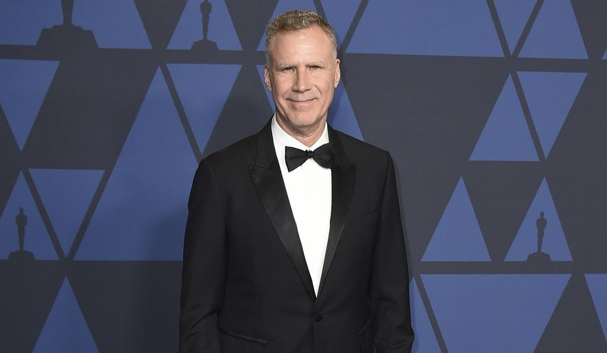 When actor Will Ferrell finds out Norway has more electric vehicles per capita than the U.S., he goes on a madcap journey spanning countries. (File photo by Jordan Strauss/Invision/AP, file)
