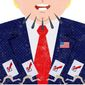 Chasing Away Votes Illustration by Greg Groesch/The Washington Times