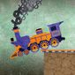 Texas Train Wreck Illustration by Greg Groesch/The Washington Times