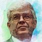 Jack Kemp Portrait by Greg Groesch/The Washington Times