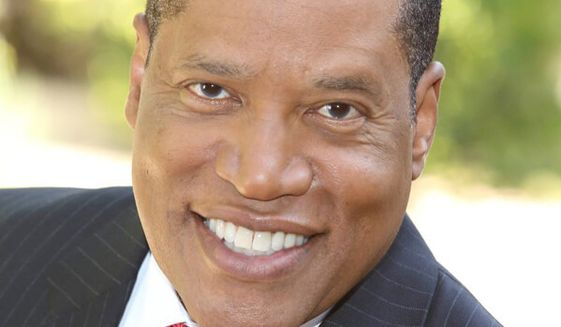 """""""I think what caused the profile of Black conservatives to rise on this issue is that we are giving facts, and the media are avoiding facts,"""" said Larry Elder, a longtime Los Angeles-based radio host also involved in television and documentary filmmaking."""