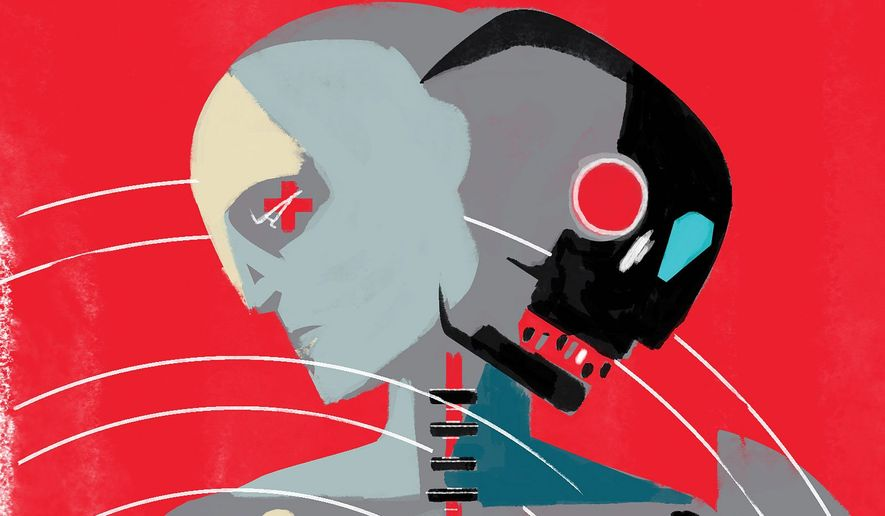 When telemedicine can be dangerous illustration by The Washington Times