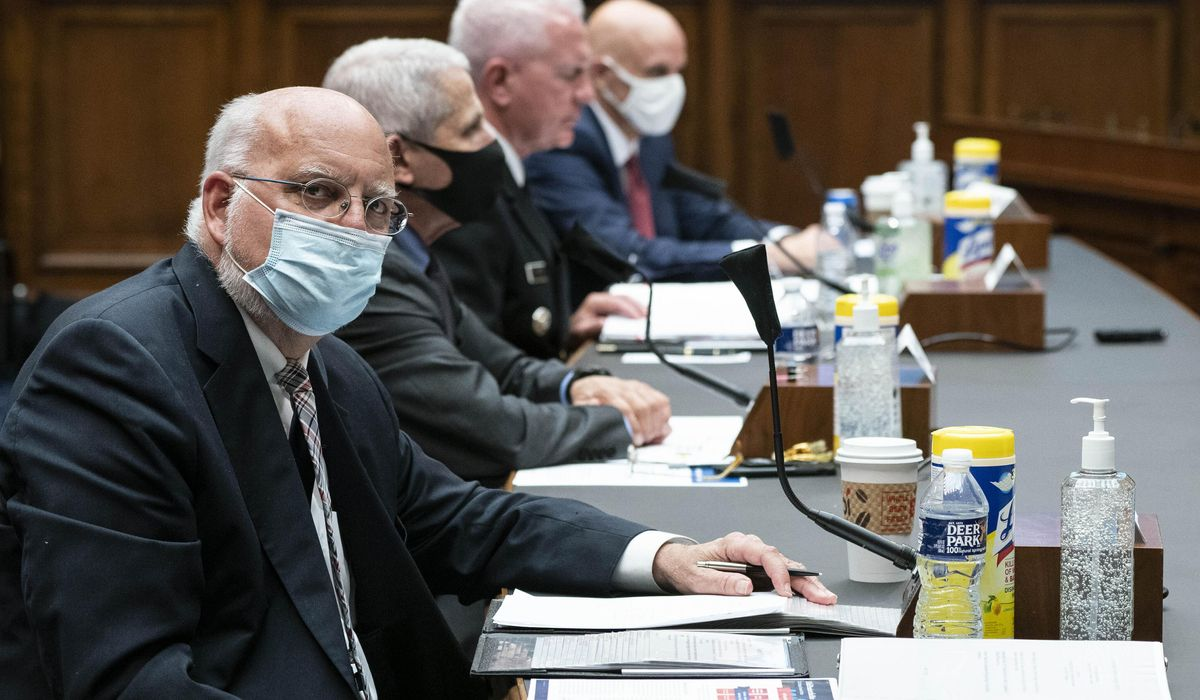 CDC walks back COVID-19 testing, warns not to argue with anti-maskers