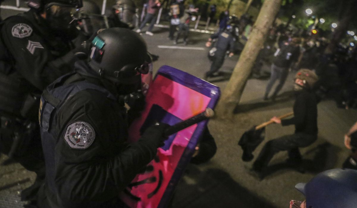 Eastern Oregon residents eye revolt to join Idaho amid daily protests in Portland