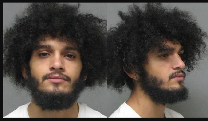 Mugshot of Isaiah Jackson. (Clark County Sheriff's Office)