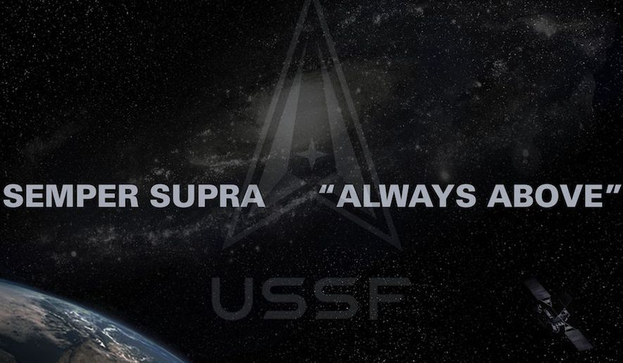 (Image: Screen grab from https://twitter.com/SpaceForceDoD/status/1286000569946116096)