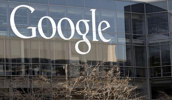 Google's headquarters in Mountain View, Calif., is shown Thursday, Jan. 3, 2013. (AP Photo/Marcio Jose Sanchez, File)
