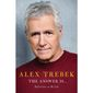 The Answer is by Alex Trebek (book cover)