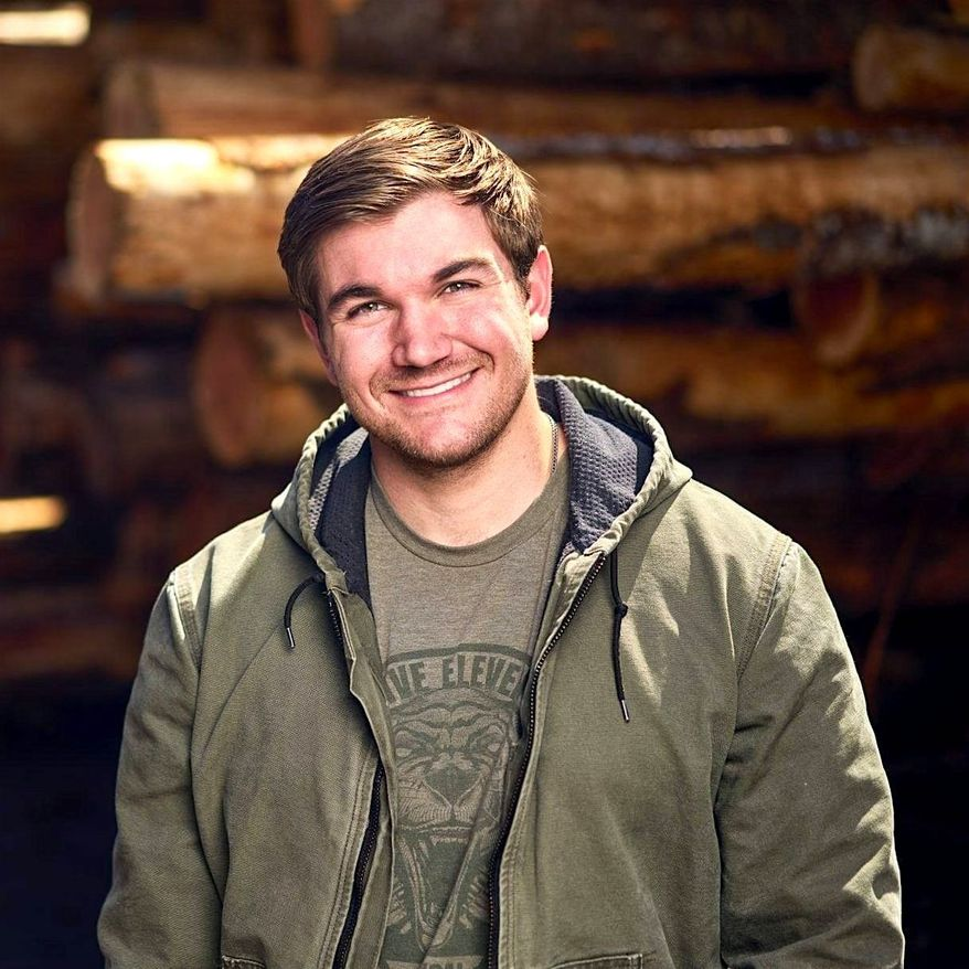 Alek Skarlatos, who tackled a would-be terrorist aboard a Paris-bound train in 2015, is now running for Congress in Oregon. (AlekforOregon.com)