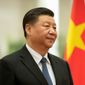 Chinese President Xi Jinping is rumored to be engaged in a power struggle that has shifted rhetoric and heightened military readiness. (Associated Press/File)