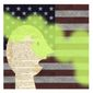 Illustration on government oppression of free speech by Alexander Hunter/The Washington Times
