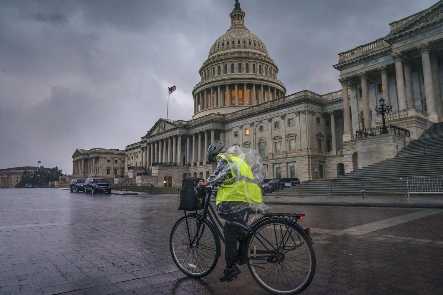 D.C., Maryland, Virginia officials prepare for heavy rains from Isaias