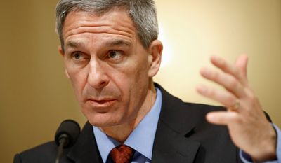 Acting Deputy Secretary of Homeland Security Ken Cuccinelli told the Senate Judiciary Committee on Tuesday that federal agents and officers are still in place in to respond to violence in Portland. He said protesters are targeting federal officers.