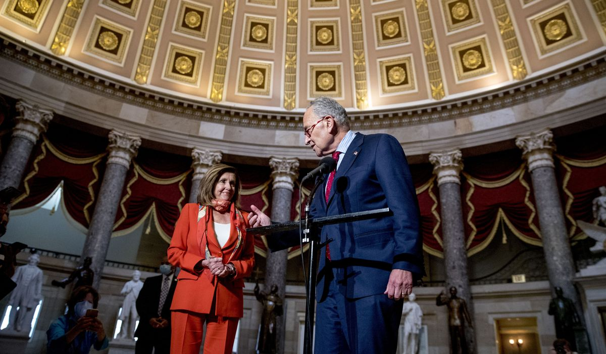 PPP extension threatened by Democrats` `slush fund`...