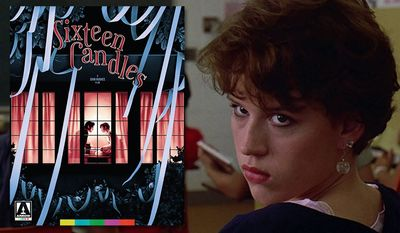 "Molly Ringwald stars in ""Sixteen Candles: Special Edition,"" now available from Arrow Video."