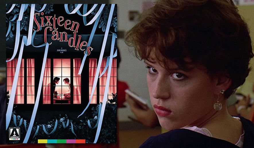 """Molly Ringwald stars in """"Sixteen Candles: Special Edition,"""" now available from Arrow Video."""