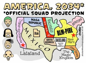 America, 2034