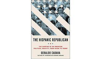 The Hispanic Republican by Geraldo Cadava (book cover)