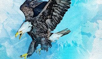 Wildlife Service Illustration by Greg Groesch/The Washington Times