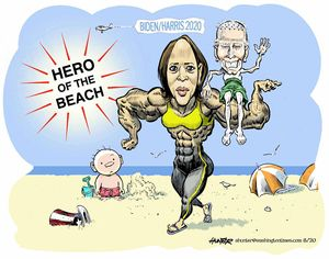 Hero of the Beach