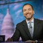 "Some press reports suggest that NBC ""Meet the Press"" moderator Chuck Todd he could be replaced. (Associated Press)"