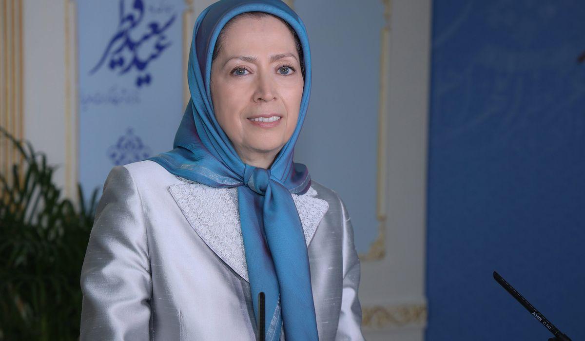 Q&A: National Council of Resistance of Iran President-elect Maryam Rajavi