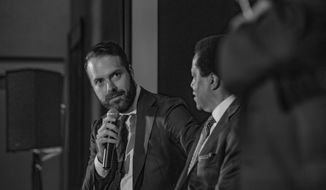 """Filmmaker Justin Malone interviewed several Black conservative figures about their experiences in his documentary, """"Uncle Tom."""" (Alberto Elizondo Photography)"""