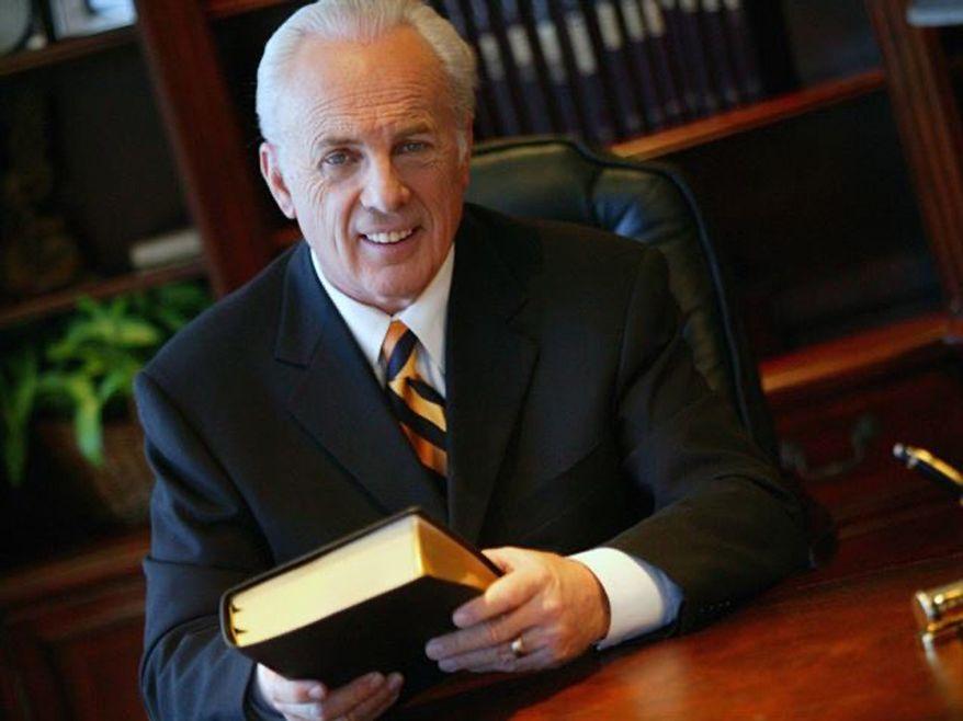 Grace Community Church Pastor John MacArthur has waged a legal battle with Los Angeles County over its novel coronavirus shutdown orders preventing indoor worship. (Photo courtesy of John MacArthur)