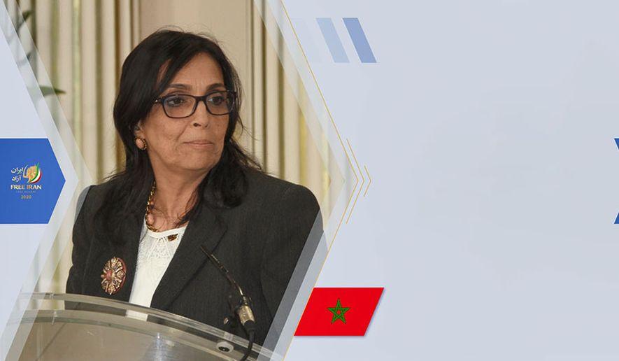 Najima Thay Thay - Former Minister of Education of Morocco