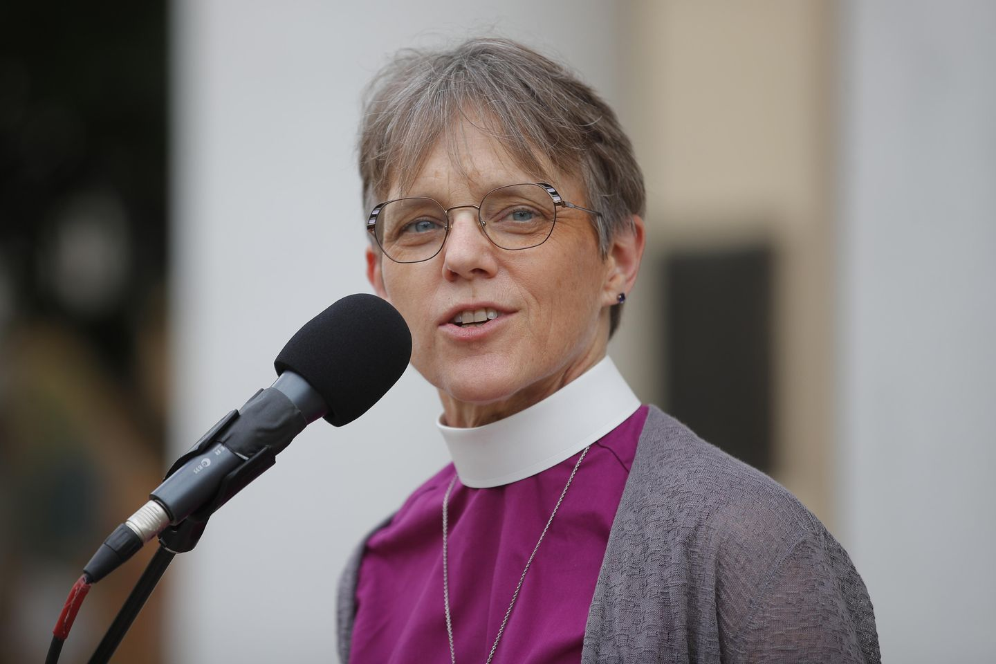 Mariann Edgar Budde, Episcopal bishop of Washington, D.C., to speak at DNC