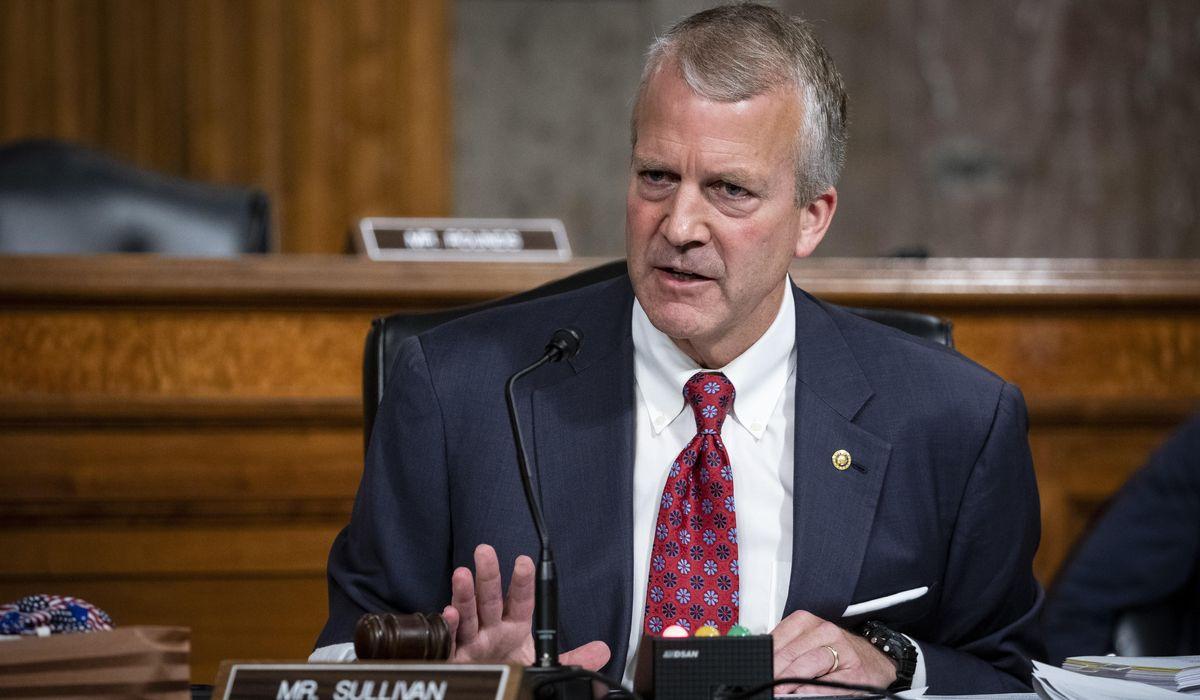 Dan Sullivan: Pentagon slow to realize Alaska's strategic importance