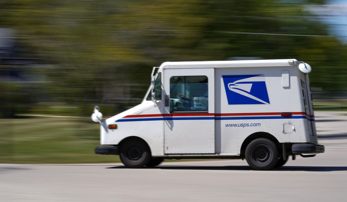 Mail carrier gets 5 years' probation for altering absentee ballot requests