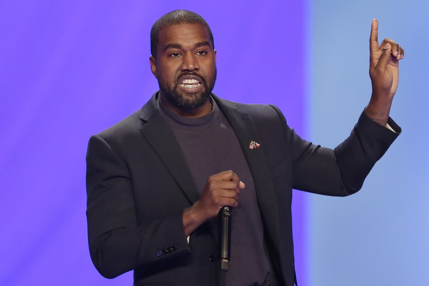 Kanye West OK'd as write-in candidate in Maryland
