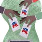 Hands Casting Ballots Illustration by Greg Groesch/The Washington Times