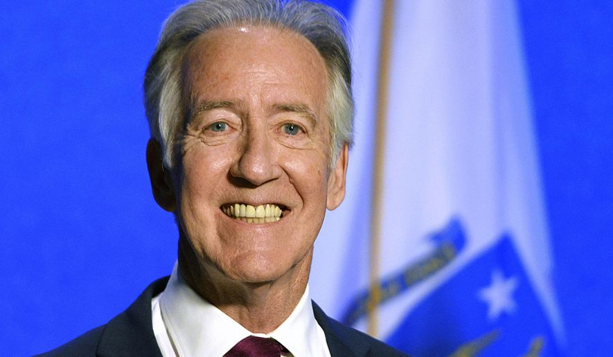 House Ways and Means Committee Chairman Richard Neal released a proposal on Monday that would provide the full $1,400-per-person payment to individuals making up to $75,000 per year and couples making up to $150,000 per year. (Don Treeger/The Republican via AP, File)