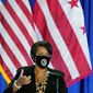 """Let me be clear: We believe that in-person learning is preferred to virtual learning, but we also know that we have to do it in a safe way,"" D.C. Mayor Muriel Bowser said Wednesday at a press conference. District of Columbia Mayor Muriel Bowser speaks at a news conference on the coronavirus outbreak and the District's response, Monday, Aug. 17, 2020, in Washington. (AP Photo/Patrick Semansky) (ASSOCIATED PRESS)"