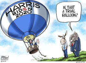 Is that a trial balloon?