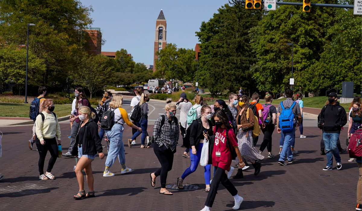 Public health officials fear college students will spread coronavirus